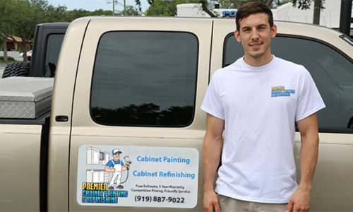 Cabinet Painter - Andrew Brendle