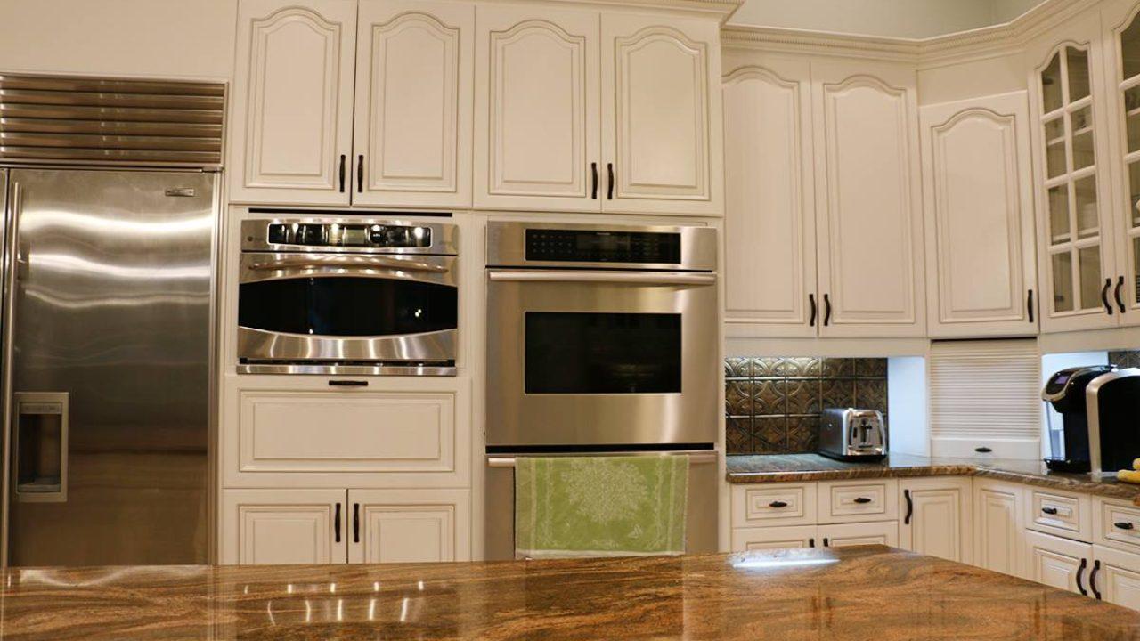 Kitchen Cabinets Glazed