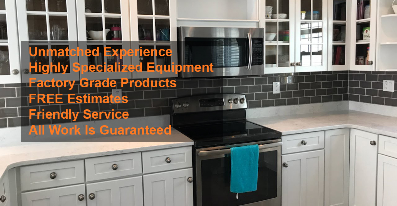 Cabinet Painters Tampa