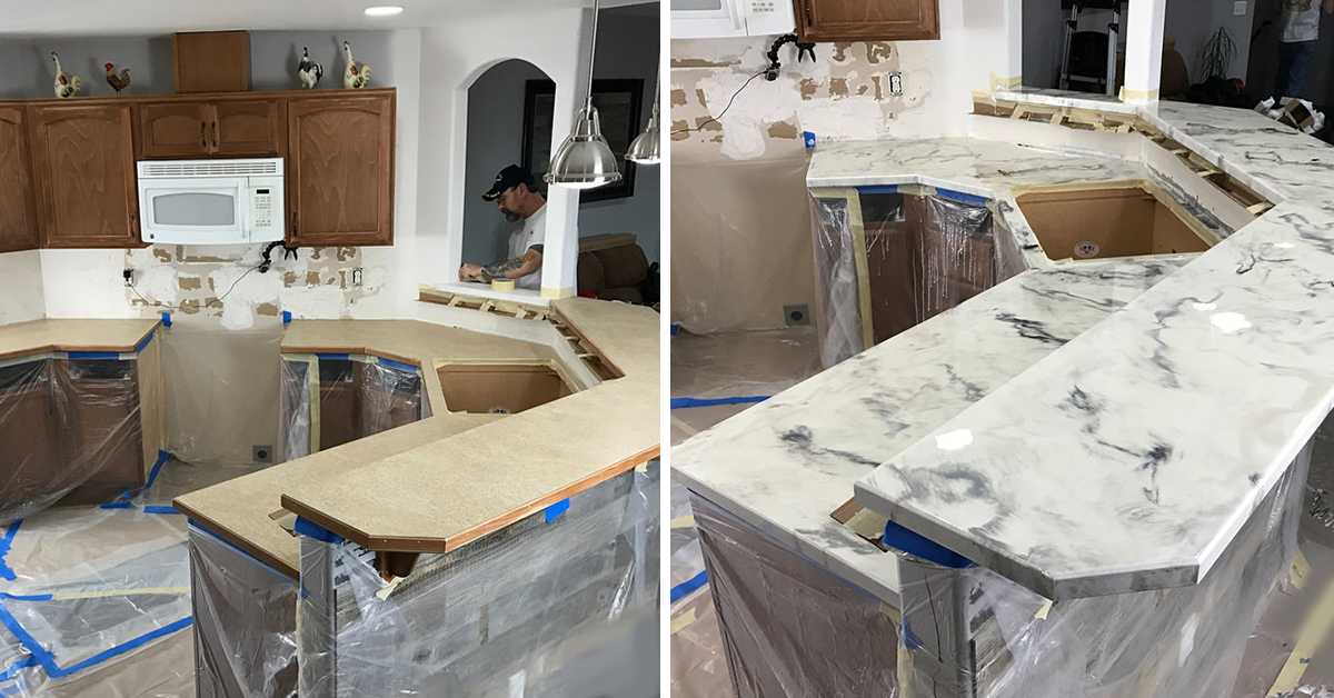 Epoxy Countertops