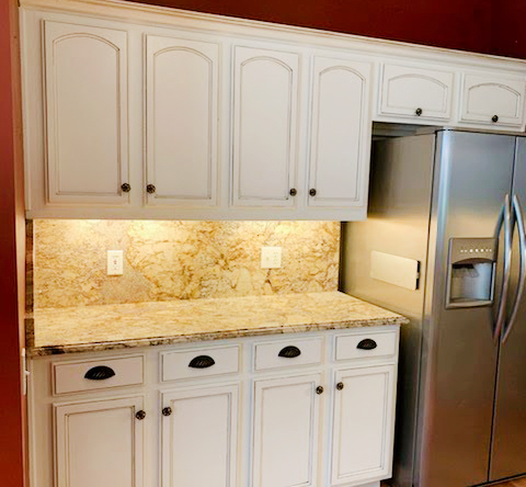 Painted Cabinets Largo FL