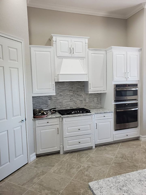 Painted Cabinets Lakeland